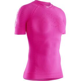X-Bionic Effektor G2 Run Shirt SS Women neon flamingo/namib red